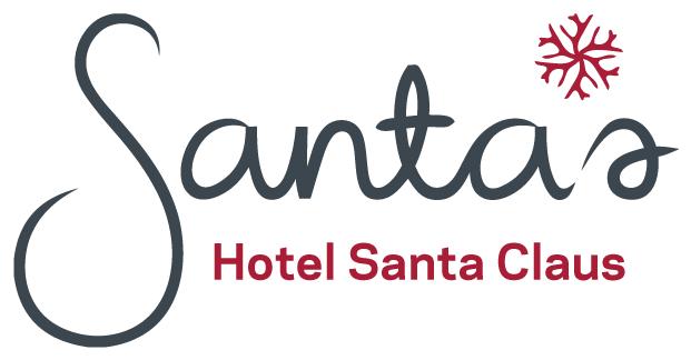 santa claus hotel logo
