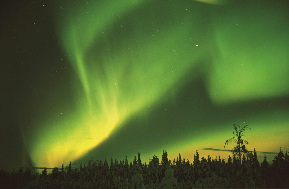 Lapland-igloos