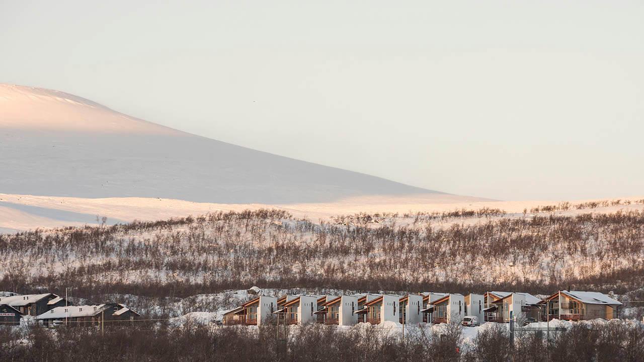 Santa's-Chalets-Rakka-saana-kilpisjärvi