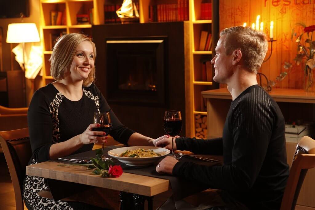 Santa's Restaurant in Kalajoki