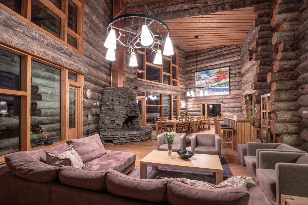 Villa Laavu Utsuvaarassa - järjestä ikimuistoisimmat juhlat ja erikoistilaisuudet luksusmökissämme (1)