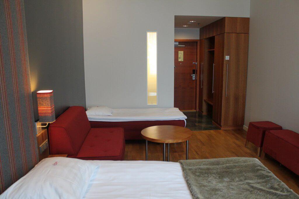 hotellimajoitus