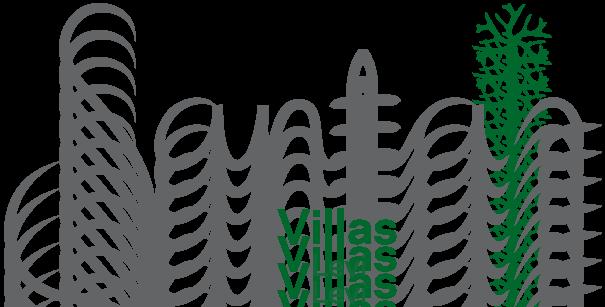 santas villas logo