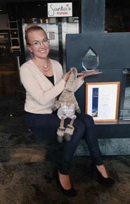 Santas Hotels is hotel group of the year 2019 by Luxury Travel Guide