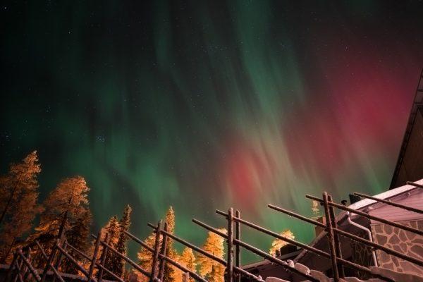 Luosto-Auroras