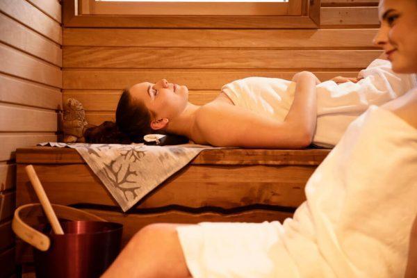 Santas-hotel-sauna