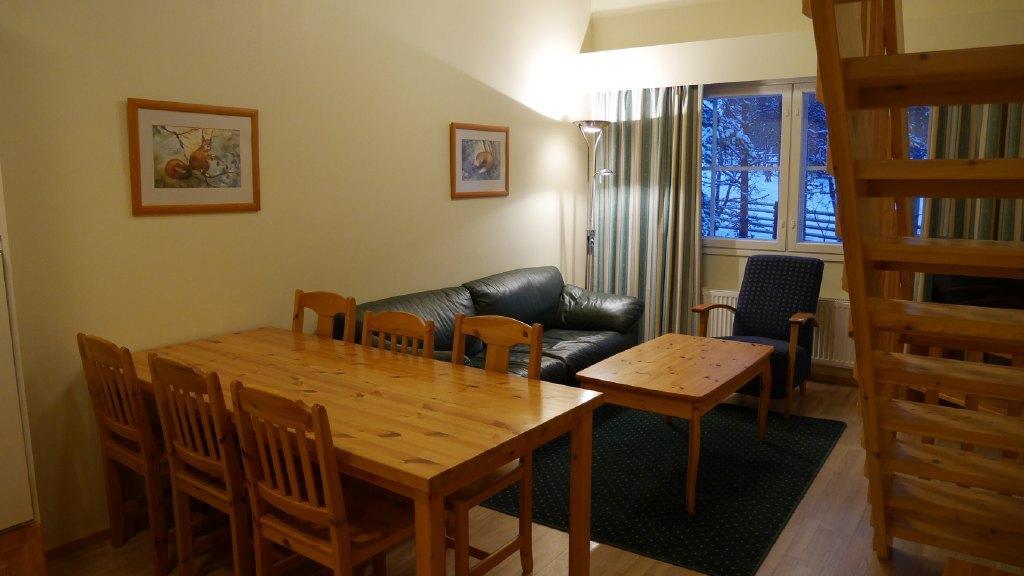 Three bedroom apartment suite