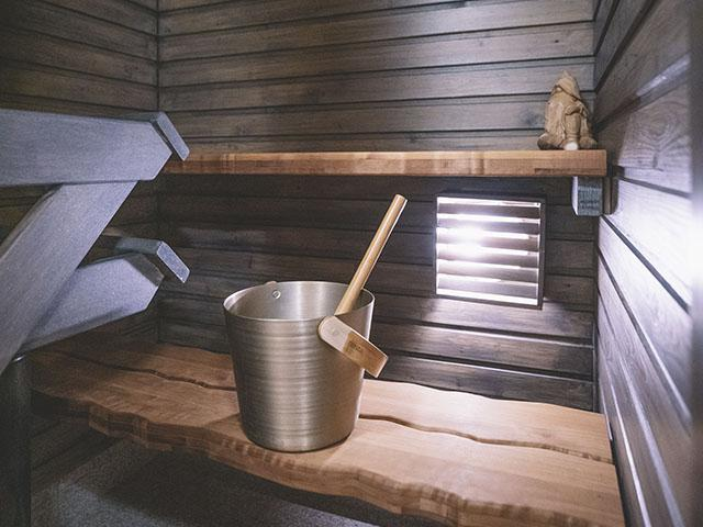 Hotel Aurora Luosto Sauna
