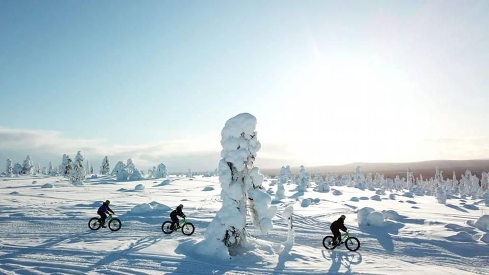 Aktiiviloma Rovaniemellä