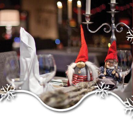 Hotel Santa Claus Rovaniemi Pikkujoulut