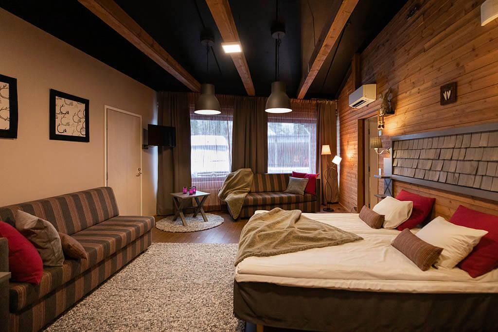 Hotel Aurora Luosto Suite