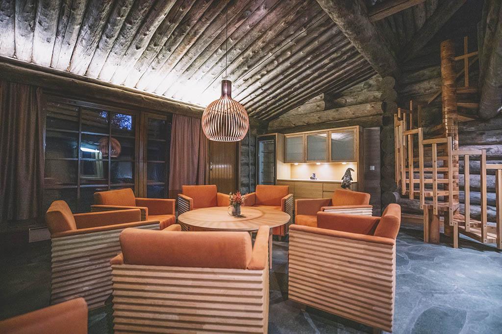 Santa's Villa Borealis Luosto