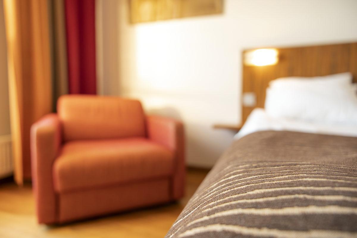 santas hotels hotellihuone