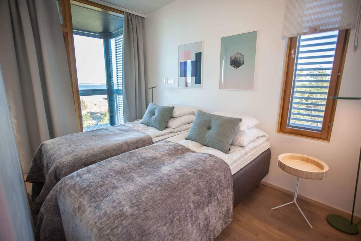 Hotel Sani Apartment Duo bedroom